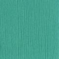 Бумага для скрапбукинга с текстурой лен, 30,5х30,5 см, морская волна