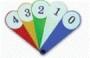 Веер для изучения цифр  (от 0-9)