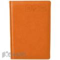 Алфавитная книжка оранжевый,А5,142х210мм,120л,АТТАСНЕ Сиам
