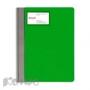 Папка скоросшиватель Bantex Manager A4 зелная с отделением д/визитки