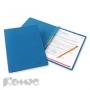 Папка скорос-тель Bantex А4 синий картонный