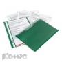 Папка скоросшиватель Bantex А4 зеленый, Польша