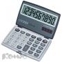 Калькулятор CITIZEN карман. CTC-110WB 10 разряд DP, сер/бел