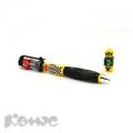Ручка шариковая детская Lego Рейс,(собери ручку),арт.2168,блистер,европ