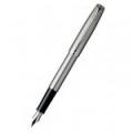 Перьевая ручка Parker SONNET, нержавеющая сталь с хромированными деталями дизайна, 84 612