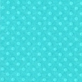 Бумага для скрапбукинга с текстурой точки, 30,5х30,5 см, бирюзовый