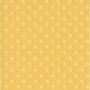Бумага для скрапбукинга с текстурой точки, 30,5х30,5 см, сливочное масло
