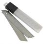 Лезвия к ножу большому  18мм 10 шт/уп.   SPONSOR