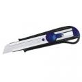 Нож канцелярский DELI  синий 2045