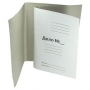 Папка-обложка, ДЕЛО, 280 г/м., немелованная картон.  ЕВРО