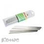 Запасные лезвия для канцелярских ножей Комус (18мм, 10шт/уп)