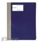 Папка скоросшиватель Bantex Manager A4 синий с отделением д/визитки