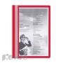 Папка скоросшиватель A4 Attache красный, Россия