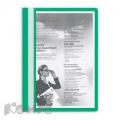 Папка скоросшиватель A4 Attache зеленый, Россия