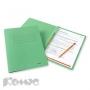 Папка скоросшиватель Bantex А4 зеленый картонный