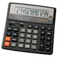 Калькулятор настольный Citizen SDC-640II, 14-разрядный, двойное питание
