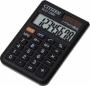 Калькулятор карманный Citizen SLD-100N, 8-разрядный, двойное питание