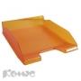Лоток для бумаг EXACOMPTA 11346D оранж.