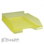 Лоток для бумаг EXACOMPTA 11329D желтый