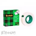 Клейкая лента 3M Scotch Magic 810 (19ммх33м, матовая, 1 шт/уп)