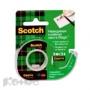 Клейкая лента 3M Scotch Magic 8-1975D (19ммх7,5м, матовая)