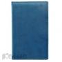 Визитница Attache Вива (синий, А5, 133х202мм)