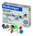 Кнопки цветные OFP-1504420-02 200 шт/уп  диам. 10мм, Германия