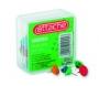 Кнопки пластиковые цветные ATTACHE 50-2