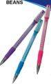 Ручка гелевая BEANS, 0.7мм BUROMAX