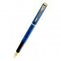 Перьевая ручка Waterman APOSTROPHE, голубой мрамор, 13 301
