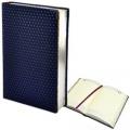 Ежедневник полудатированный Diva, А5+, золото, бежевый блок, серебряный обрез, ляссе, карта, Happy Book